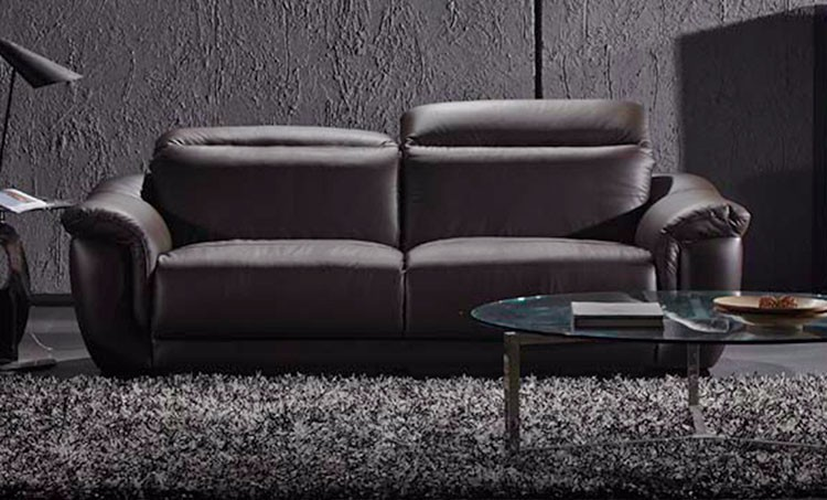 Vogue chaise lounge convertible velvet sectional sofa