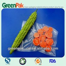 pa pe resealable vacuum air tight food packaging