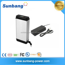 Rechargeable 36V litium ion battery 10ah for electric bike