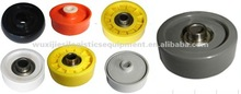 portable PP wheels,small plastics wheels,skate rollers