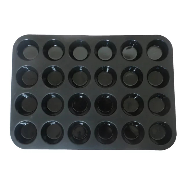 Kitchen backing cheap silicone colorful cup cake mould