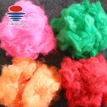 Recycled Color Polyester Staple Fiber Fill Psf With Bright Color