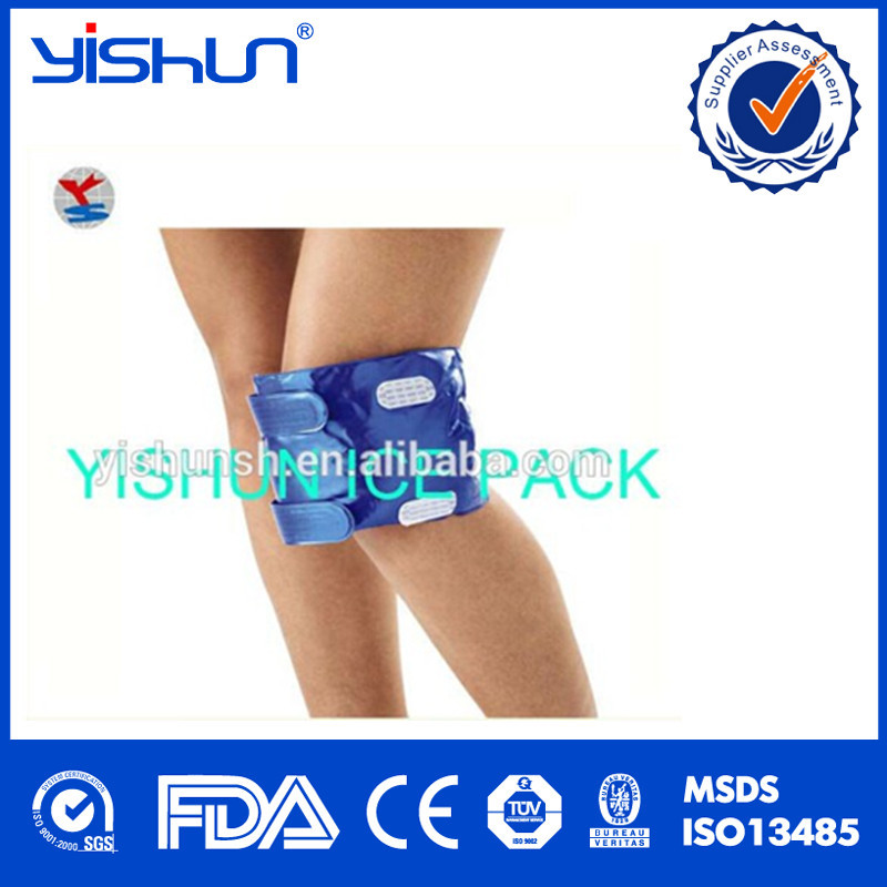 Personalized Ice Knee Wraps