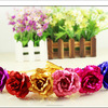 Red Roses Wholesale Craft Gold Foil