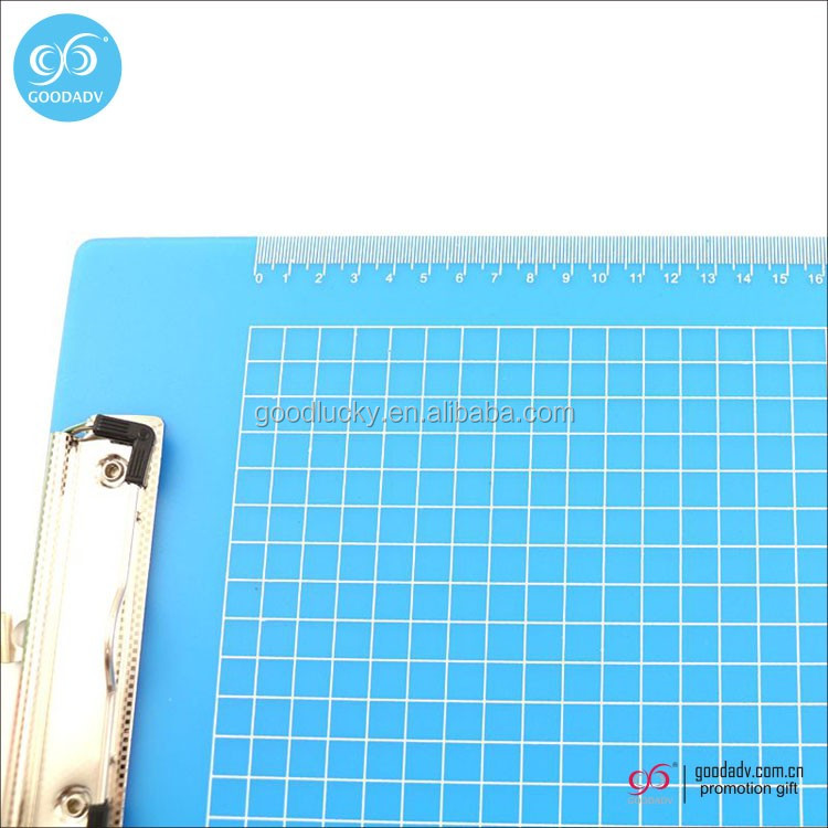 Hot sale office A4 writing metal clip board and waterproof clipboard
