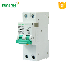 SCB8LT Series Residual Current Earth Leakage 2 Pole RCCB Circuit Breaker