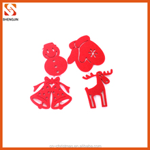 Good price laser cut felt christmas decoration sale