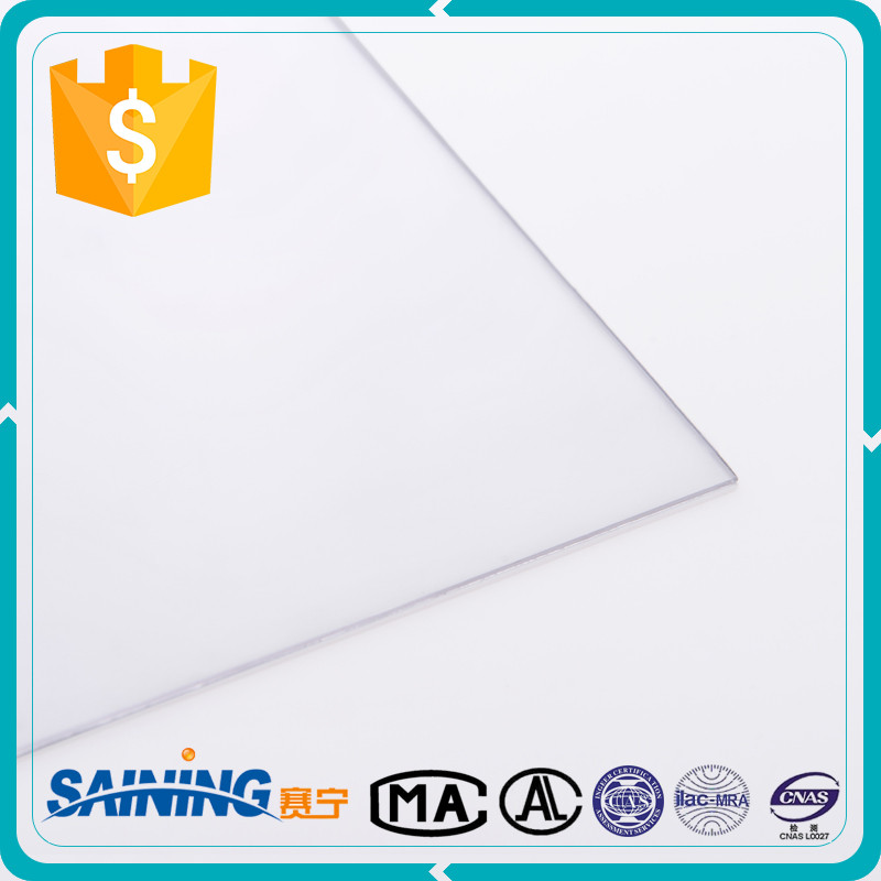 New Building Material Polycarbonate Solid Sheet