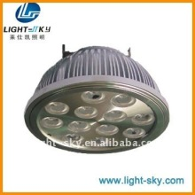 12W High Power E27 GU10 G53 LED AR111 Light fixture