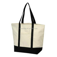 Canvas Grocery Bags , Promotional Cotton Sling Bag