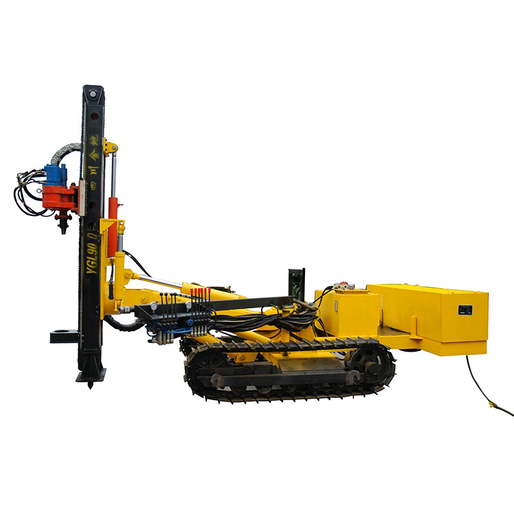JINDI YGL-100A/CD electric-driver ground screw drilling