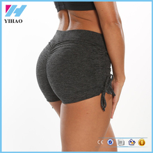 woman sports shorts for bodybuilding training sexy woman booty shorts