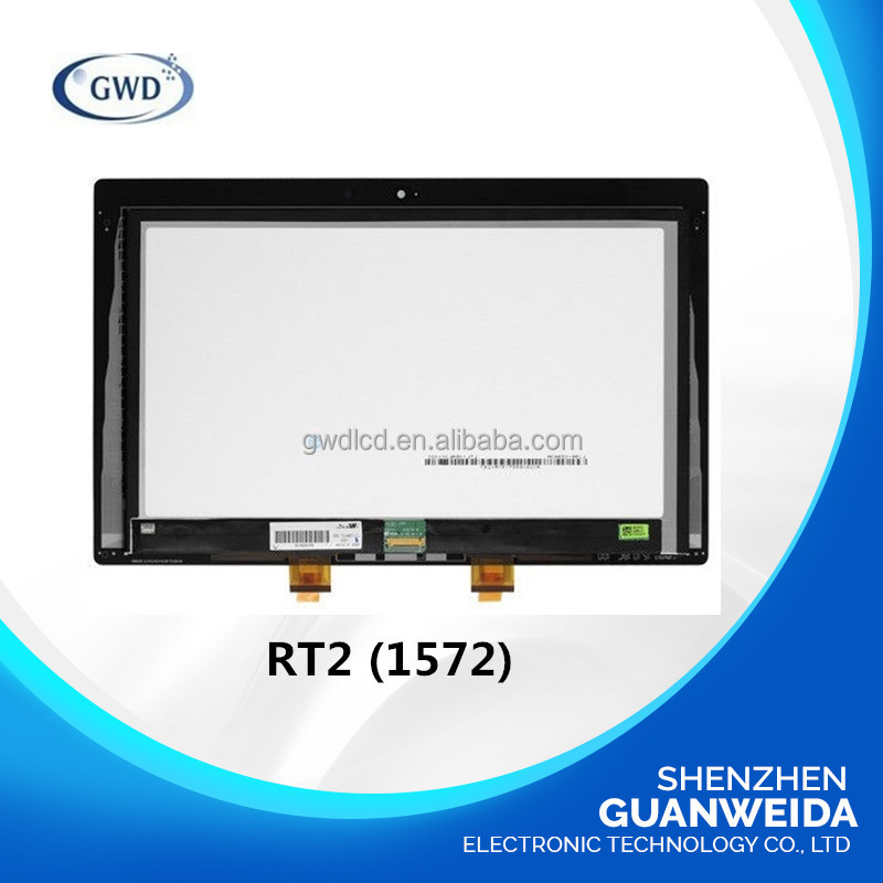 screen replacement for Microsoft Surface RT2 LCD digitizer 1572