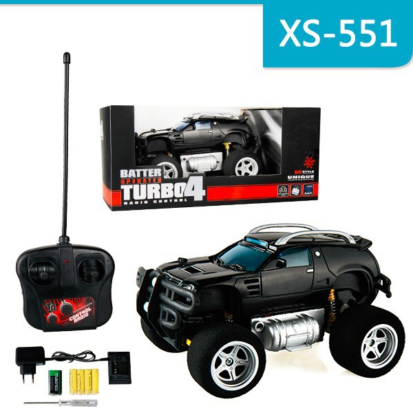 4 Channel Remote Control Simulation Car Toys, R/C Car