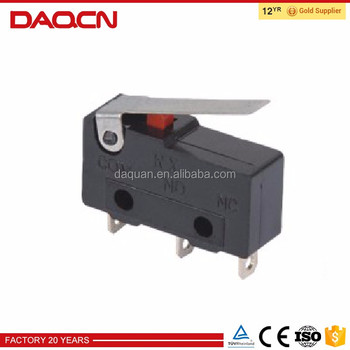 Widely Used Superior Quality Micro Switch 10A 250V 5E4