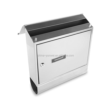 Wall Mounted Stainless Steel Mailbox Letter Box Mail Box