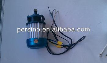 60v 1500w brushless dc motor for electro-tricycle