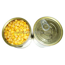 2016 crop canned sweet corn
