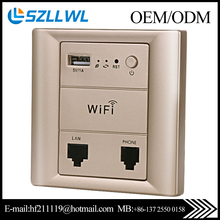 150Mbps Portable USB WiFi Wireless inwall access point