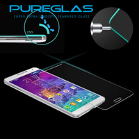 High Transparency tempered glass phone screen protector for Samsung Note 2 tempered glass Protective film