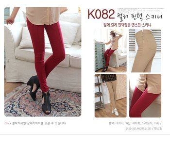 Womens Korean High Quality Fashion Clothing - Cotton Pants/Jeans/Jackets/Blouse
