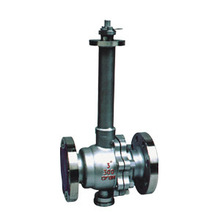 Flanged Long Stem Cryogenic Ball Valve stainless steel ball valve