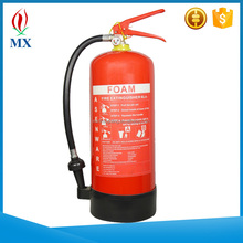 9 liter 12 liter Portable Foam Fire Extinguisher