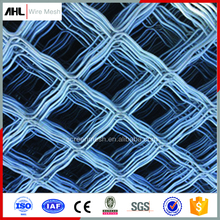 2'' Inch Guarding Mesh Beautiful Grid Wire Mesh Standard Galvanized Stainless Steel Wire for Window Protection and Safety