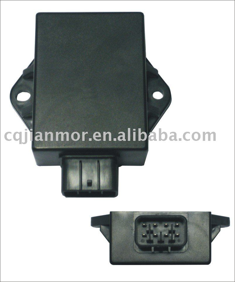 EN125 CDI unit motorcycle part