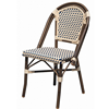 Outdoor Rattan Furniture French Bistro Chairs