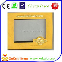 Eco-friendly silicone cartoon design wedding photo frame
