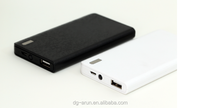 Wholesale high capacity portable Li-polymer power bank