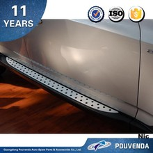 Aluminum Side Step Running Board for BMW X3 2011+ Runing board (OE type) Auto accessories from Pouvenda