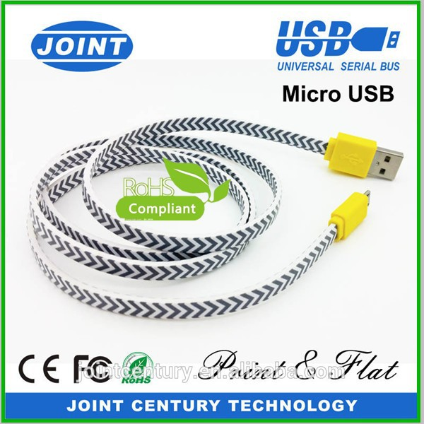 wholesale 2tb flash speed 28AWG 2C usb shielded high speed cable 2.0