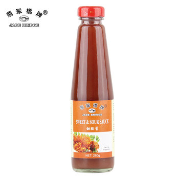 Hot Sale Sweet and Sour Sauce 280g