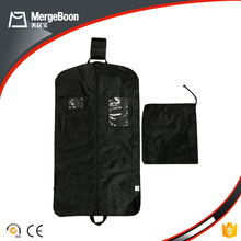 High quality uniform quilted garment bag with pockets