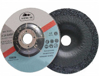 silent core milling wheel disc(100X6X16mm) for grinding kinds of metals or stone as stainless steel