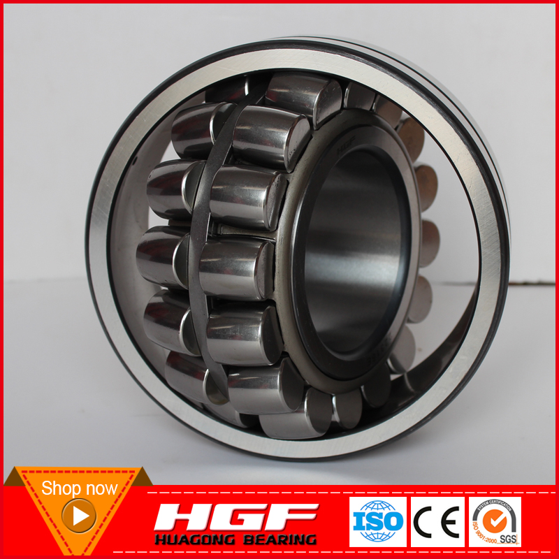 Linqing factory HGF spherical roller bearing 23126 E