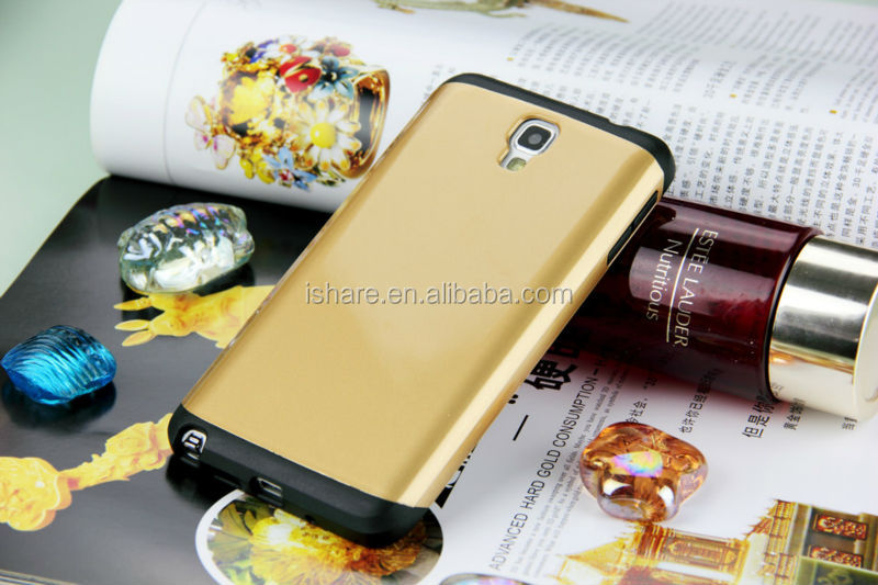 Slim Armor PC+Silicon 2 IN 1 Cover Case for Samsung Galaxy Note3 Neo