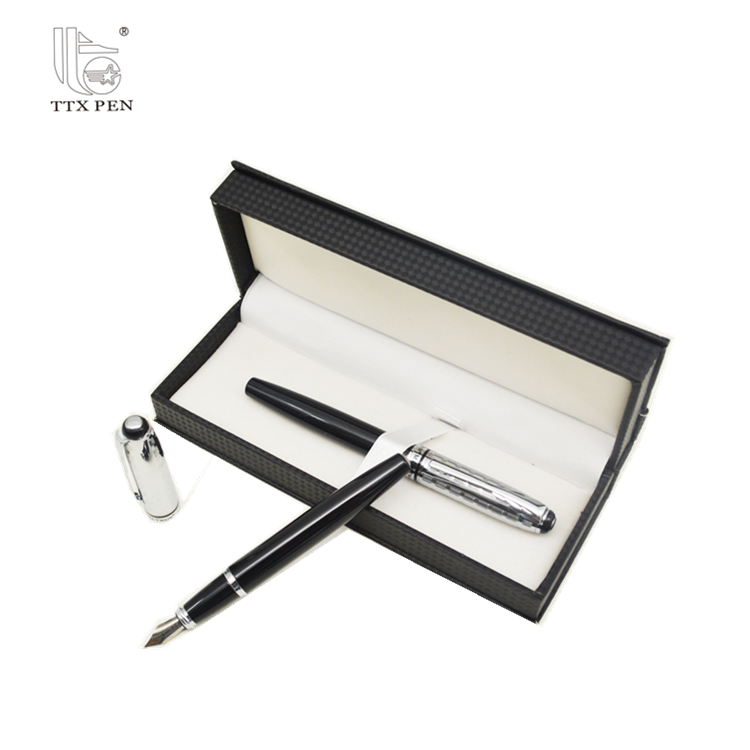 2018 Good quality Factory Direct Customized Luxury Metal Parker Fountain Pen