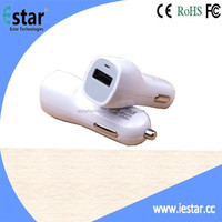 2014 new mobile phone accessory car charger tablet car charger