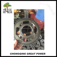 2015 Motor Wheels Motorcycle Chain Steering wheel
