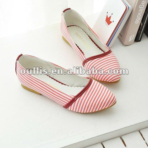 ballet flat cheap branded shoes ladies shoes Guangzhou GP908