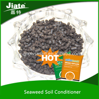 organic plant nutrients humic acid extraction