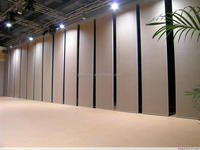 New products 2015 technology hanging partition wall used in office