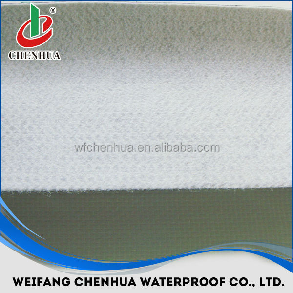 cheap PVC waterproofing building membranes , roofing felt materials, PVC Waterproof sheet