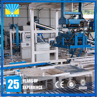 Latest Design Fully Automatic High Technical Concrete Bricks Collecting Machine Product line