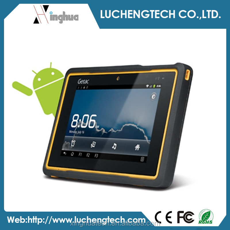 "Getac 7"" Android OS Rugged tablet Z710"