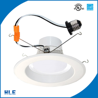 Energy-saving and affordable recessed low voltage 120volt trim no flicker led downlight 20w