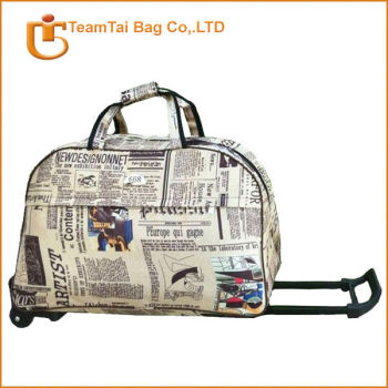 Trolley travel bag /Trolley duffel bag TTD352